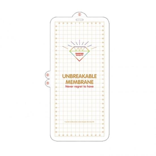 Protecție ecran moale din membrană TPU compatibila cu  iPhone 12 / 12 Pro