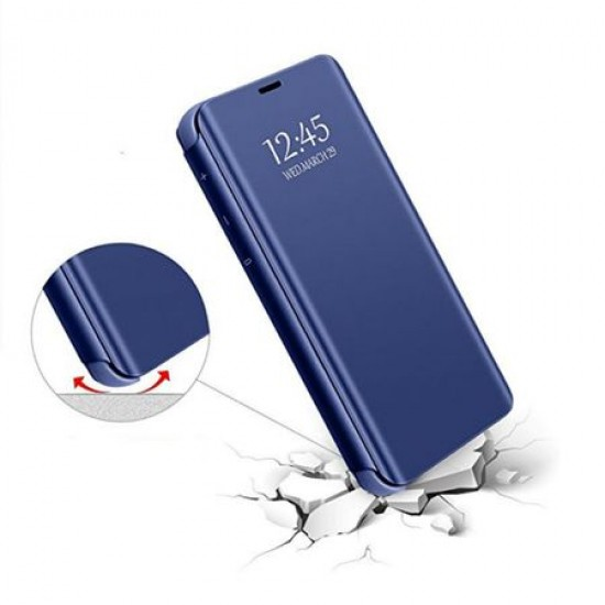 Husa oglinda pentru Huawei P30  - Albastru