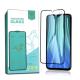 Folie sticla 9D compatibil cu Samsung Galaxy A20e - Contur negru