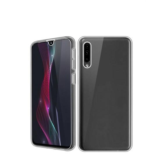 Husa 360 Samsung Galaxy A51, TPU Transparent fata+spate