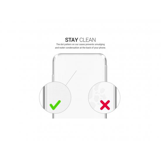 Husa 360 compatibila cu Samsung Galaxy A52 4G / 5G V2 Transparent fata+spate