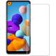 Folie sticla securizata compatibila cu Samsung Galaxy A21S, Transparent