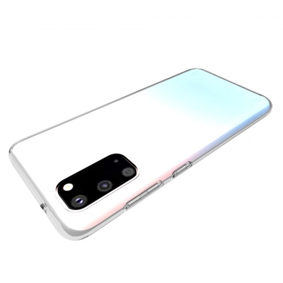 Husa pentru Samsung Galaxy S21 Plus - Transparent